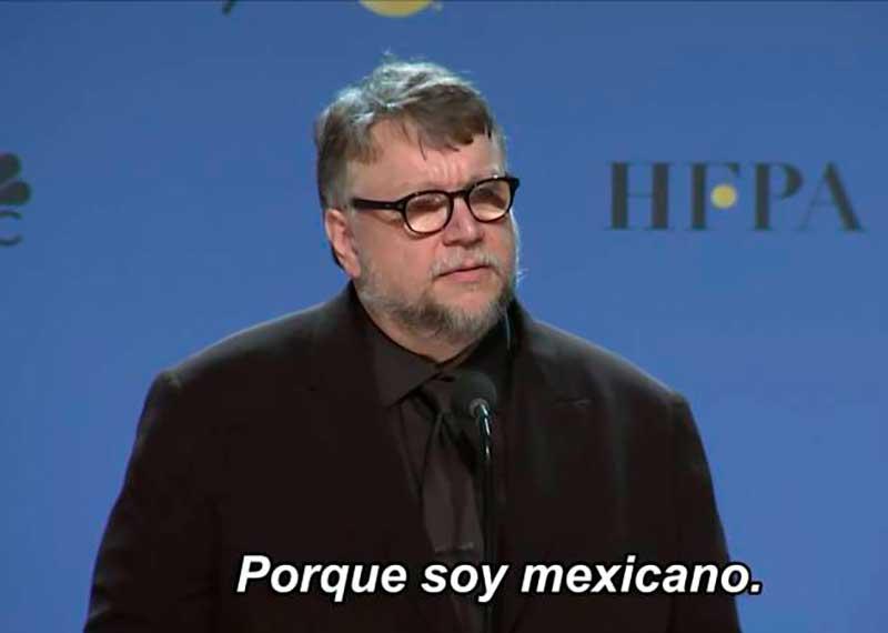 Por que soy mexicano - Guillermo del Toro