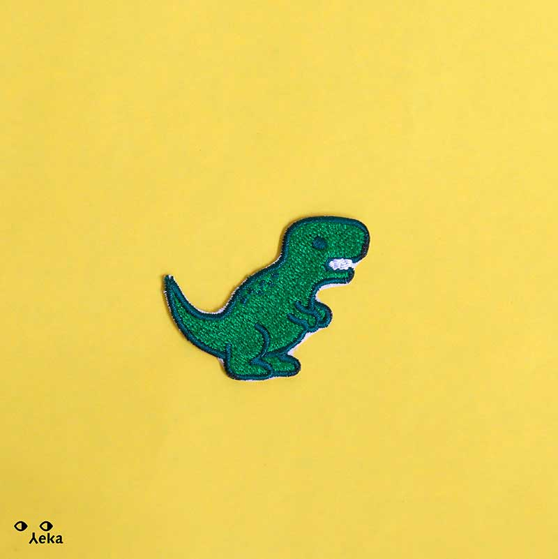Yeka Parche de T-rex