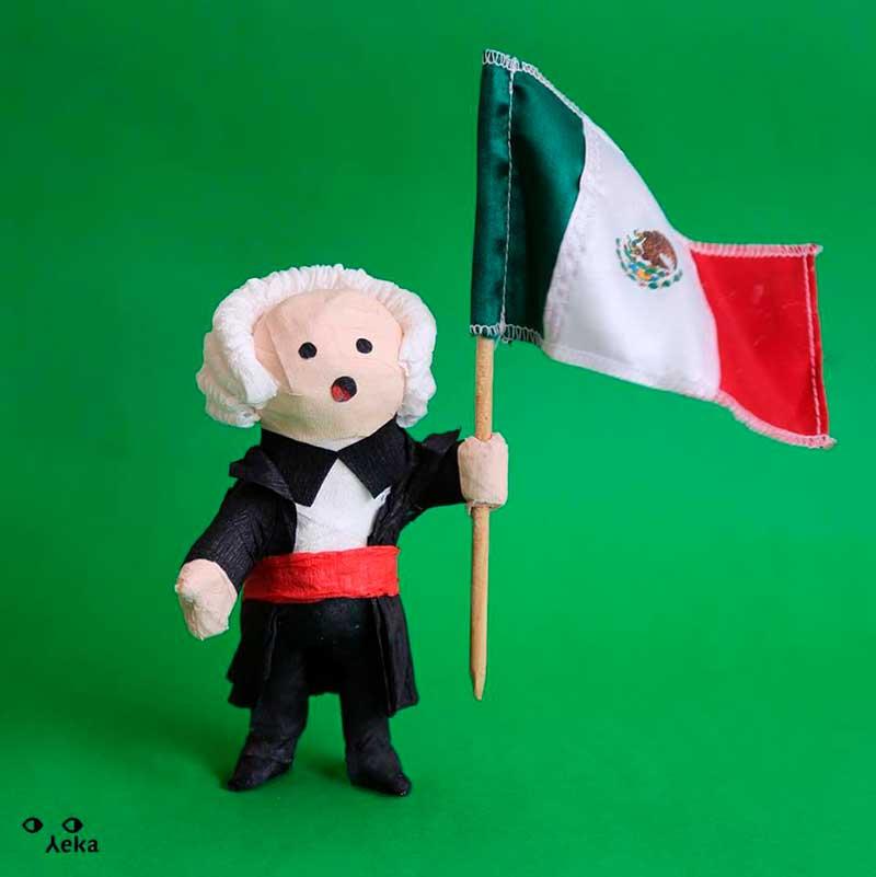 Yeka Piñata de aMiguel Hidalgo
