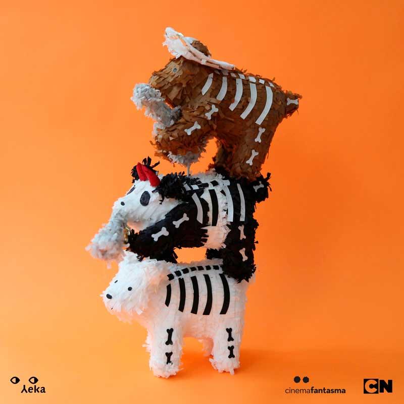 Yeka Piñatas escandalosos