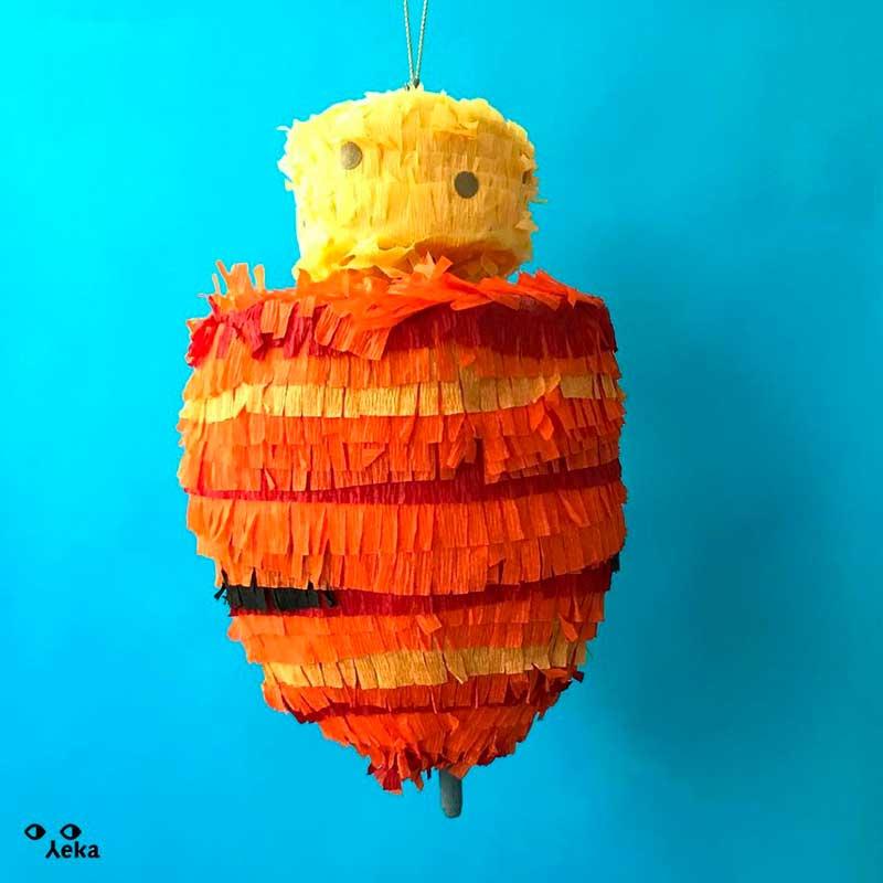 Yeka Piñata de trompo al pastor