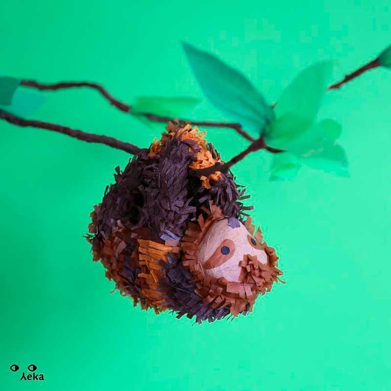 Yeka Piñata de perezoso