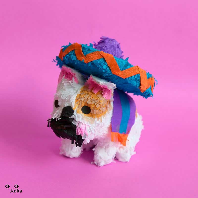 Yeka Piñata de perrito