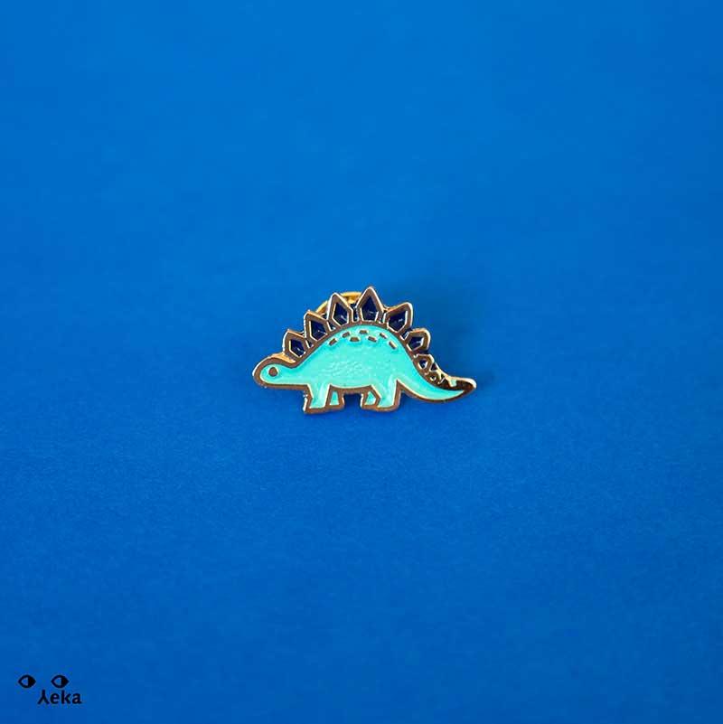 Yeka Pin de dinosaurio