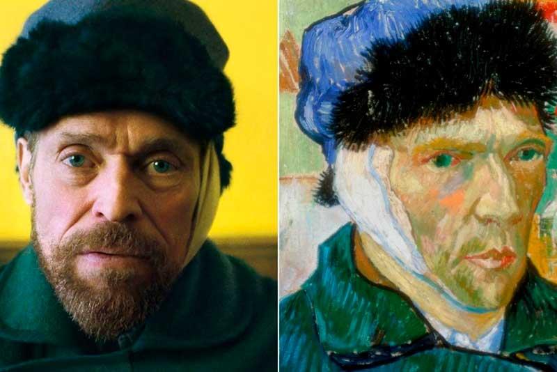Van Gogh - Autoretrato
