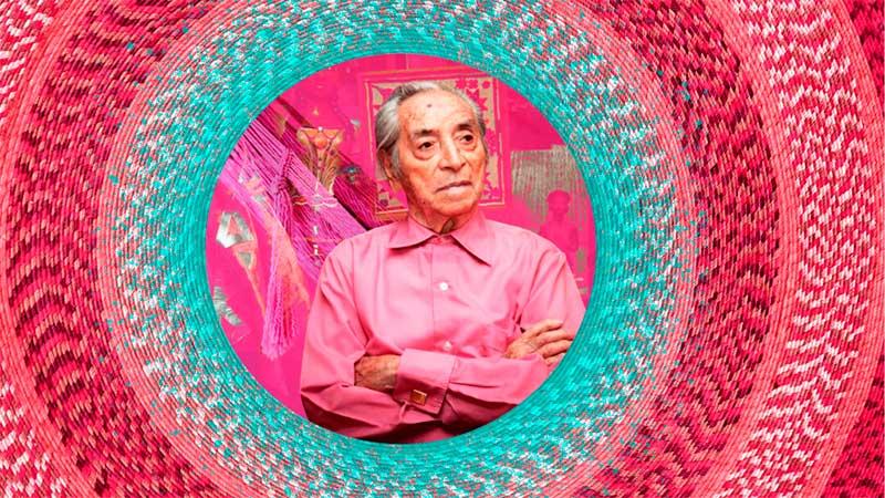Ramón Valdiosera, creador del rosa mexicano