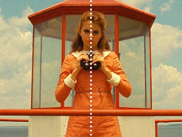 Simetría Wes Anderson: surrealismo y realidad