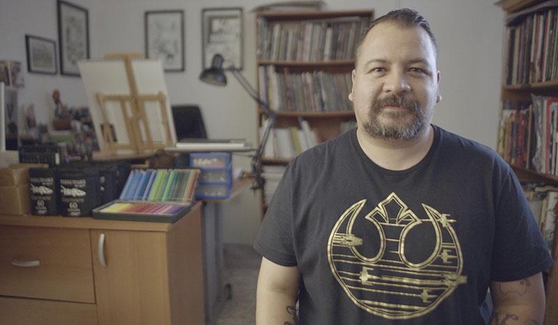 """Moneros"": serie de Canal Once sobre caricaturistas mexicanos"
