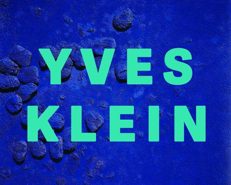 Pantones exclusivos de marcas Azul Klein