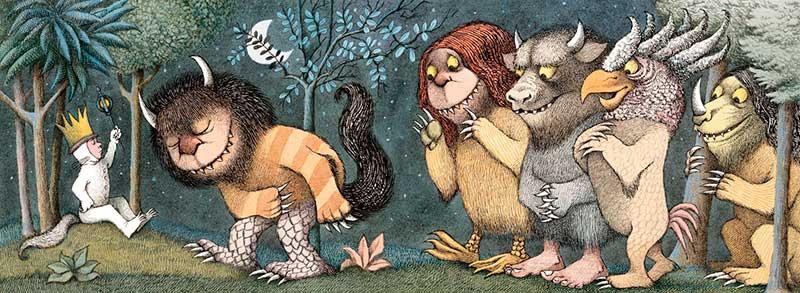 ilustraciones de Maurice Sendak