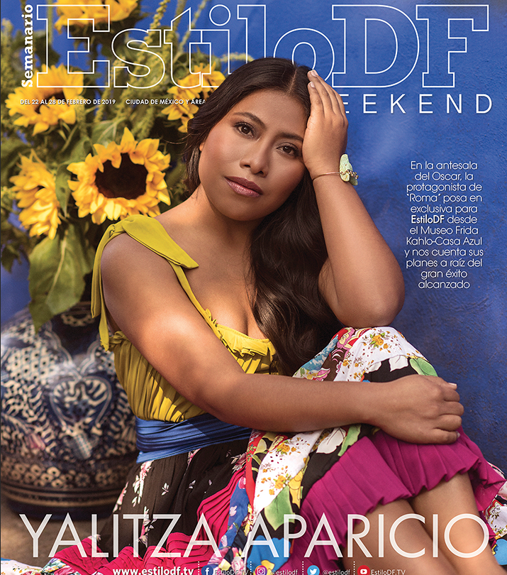 portadas de Yalitza Aparicio