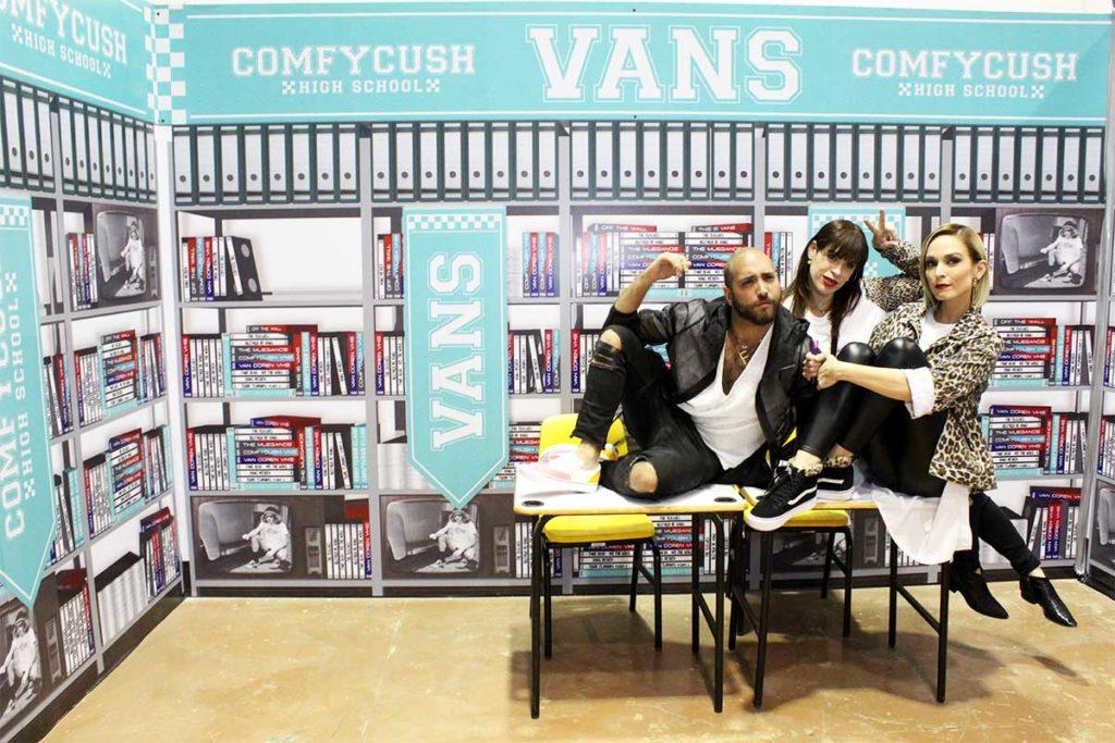 Vans Comfy Cush