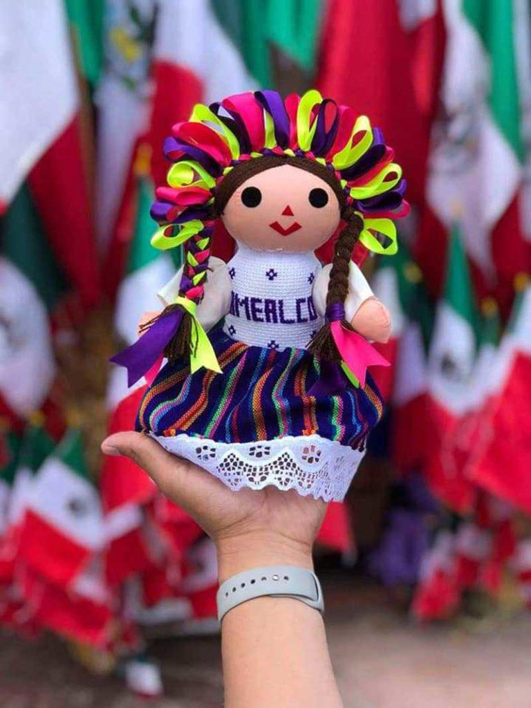 Muñeca Lelé