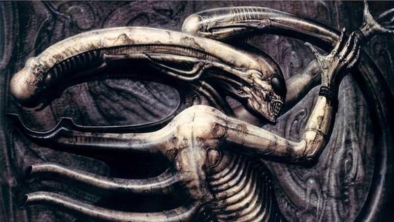 Alien, H. R. Giger