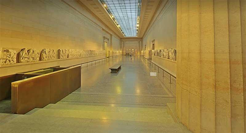 Recorridos virtuales de museos