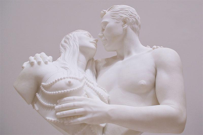 Apariencia desnuda: Duchamp y Koons en el Museo Jumex