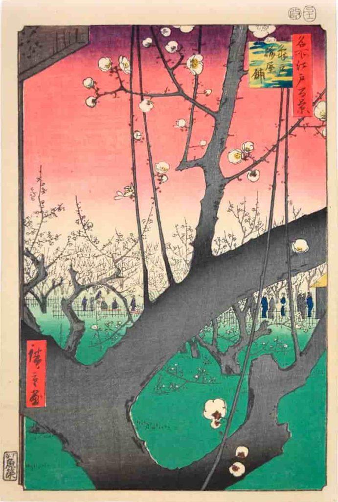 Influencia del arte japonés en Vincent Van Gogh