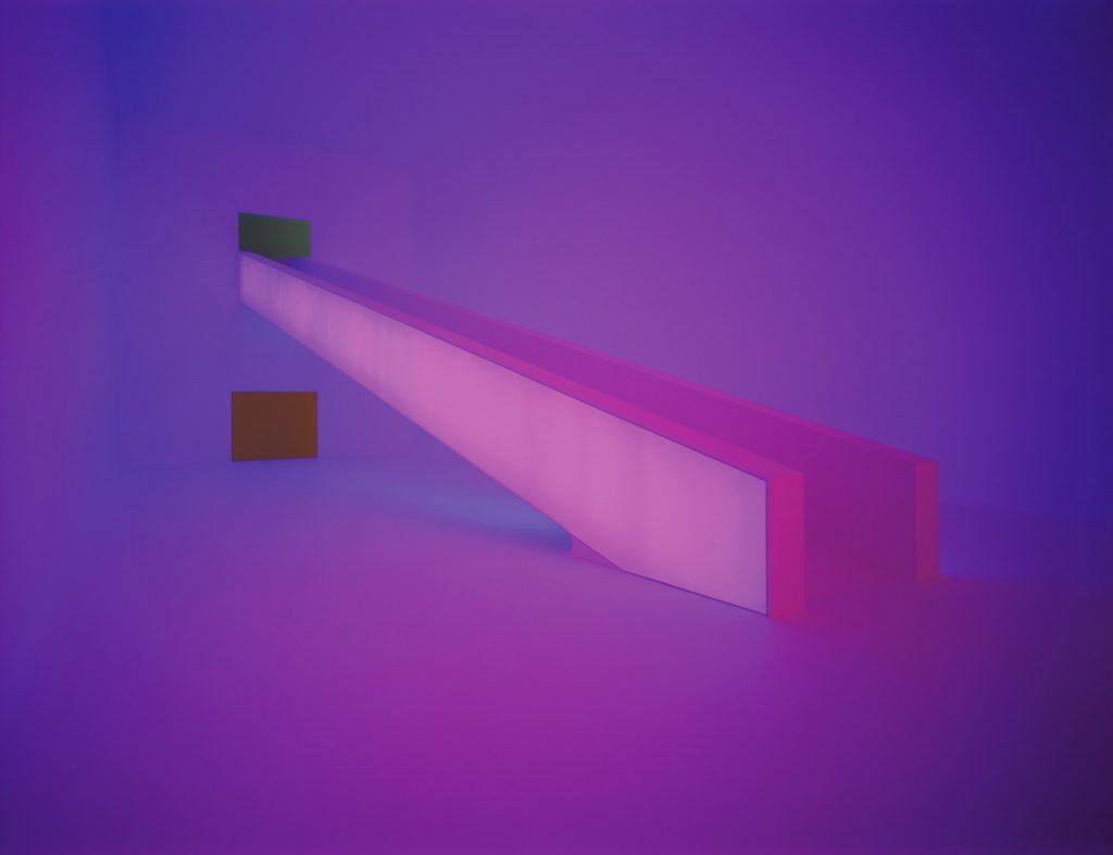 La exposición inmersiva de James Turrell llega al museo Jumex