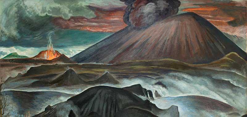 Obras de Dr. Atl, Rufino Tamayo y Diego Rivera reconquistan las salas del MUNAL