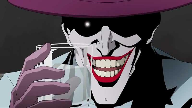 Distintas versiones del Joker
