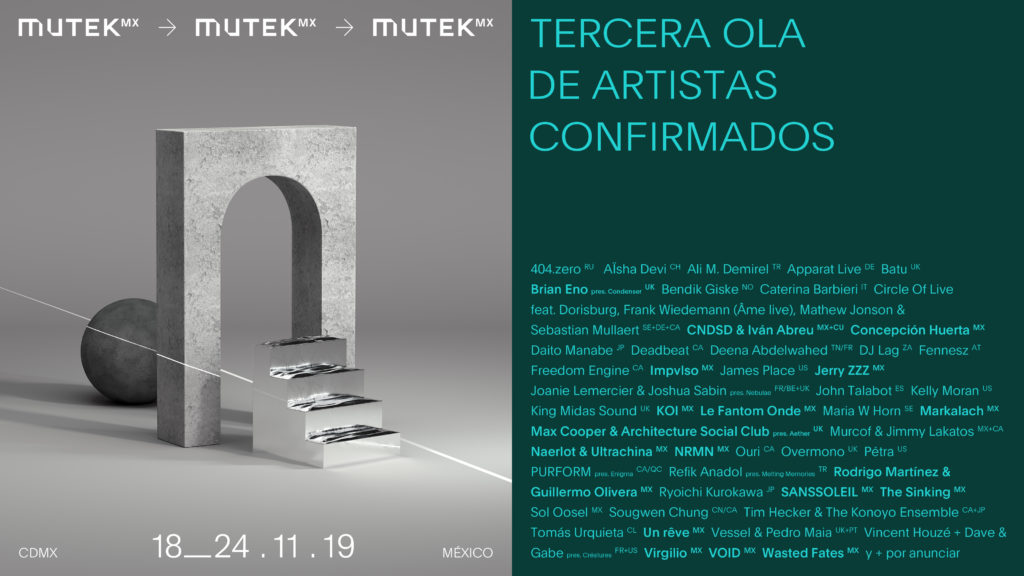 Mutek MX