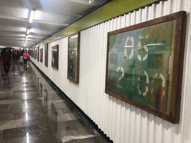 Galería Pública Involuntary México