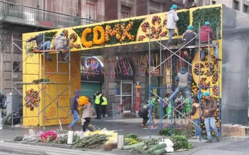 Festival de las Flores del Centro Histórico