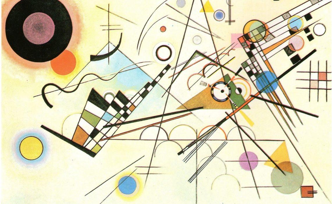 Kandinsky Pequeños Mundos Bellas Artes