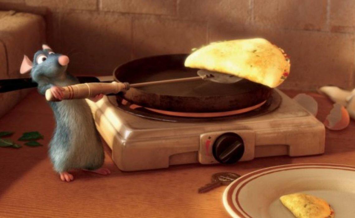 Cooking with Pixar