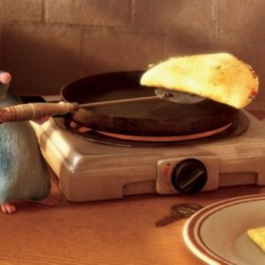Cooking with Pixar