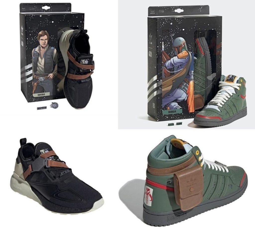 """Con motivo del 40 aniversario de Star Wars, Adidas lanza una colección bajo el nombre de """"El Imperio Contraataca"""". Fue en 1980 cuando se estrenó el Episodio V,  de una de las sagas más importantes de todos los tiempos y que seguirá enamorando a las futuras generaciones."""