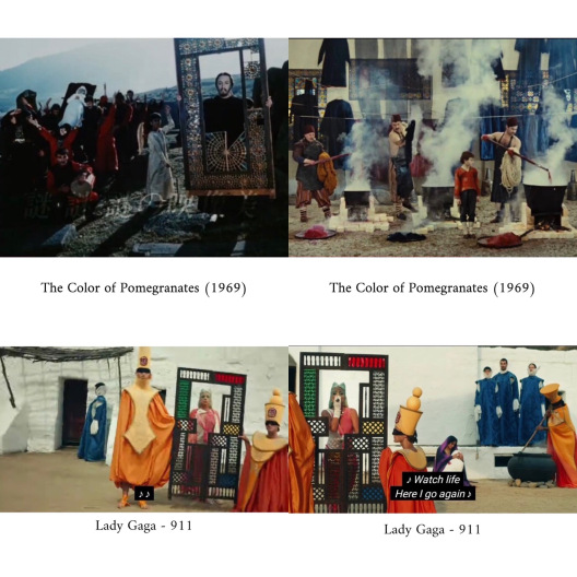 Fue el pasado 18 de septiembre que Lady Gaga estrenó su nuevo videoclip 911; canción que forma parte de su nuevo álbum Chromatica.
