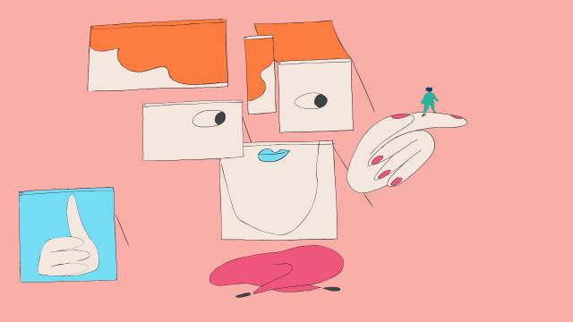 """""""The Attention of the Economy"""" es un cortometraje animado realizado por Olga Makarchuk y basado en una investigación de James Williams, un ex empleado de Google."""