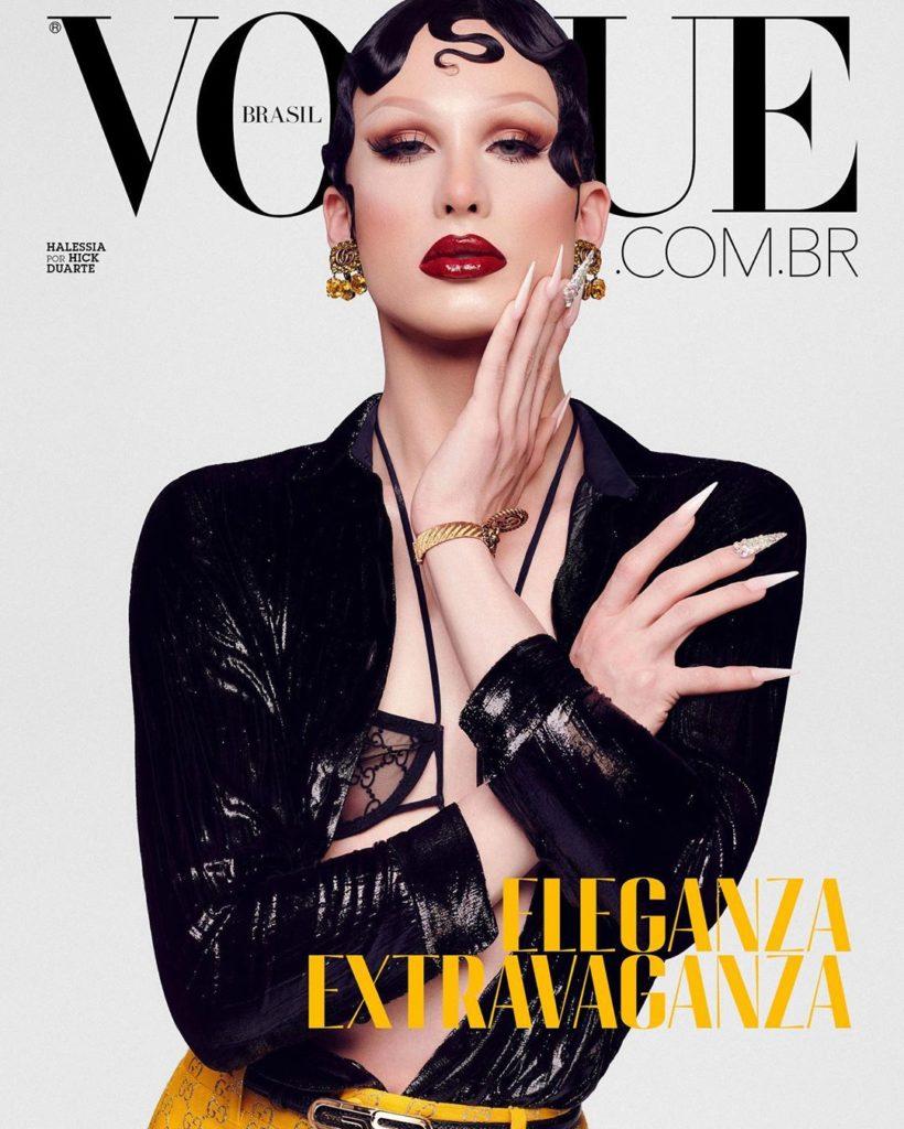 La revista de Vogue Brasil, presenta una portada protagonizada por Drag Queens. Este es un acontecimiento significativo para la revista de moda icónica en una país en el que las personas abiertamente homosexuales y trans enfrentan discriminación y violencia.