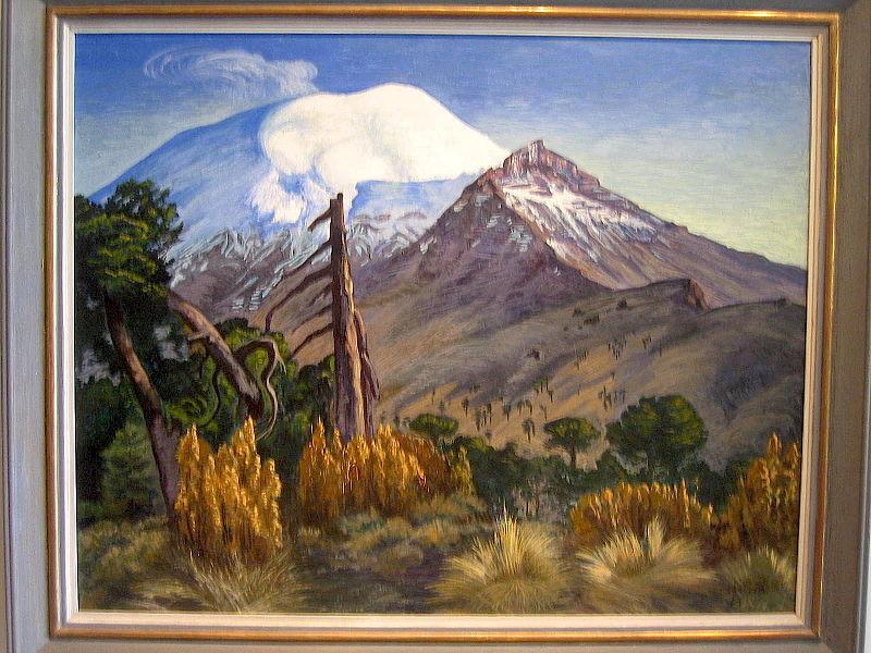 Gerardo Murillo, mejor conocido por su seudónimo Dr. Atl, fue uno de los grandes pintores mexicanos. Constructor del México moderno, impulsor del muralismo, promotor del arte popular y vulcanólogo.