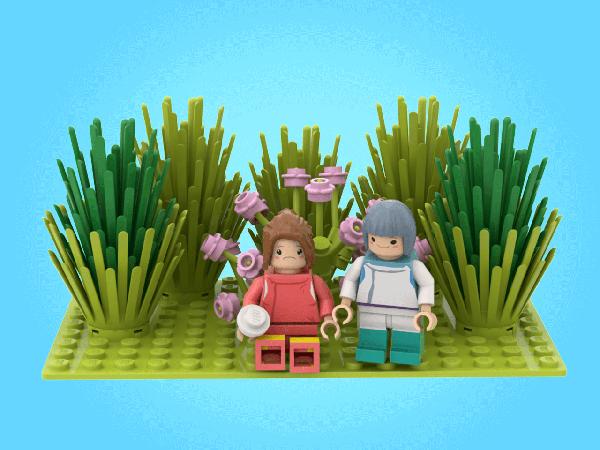 Si eres fan de las películas de Studio Ghibli, esta noticia te va a encantar. El viaje de Chihiro, película de 2001, podría llegar a Lego en forma de un increíble set.