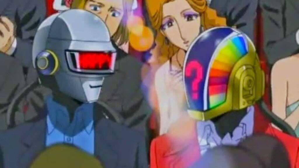 La película de ciencia ficción lanzada en 2003 fue utilizada como una campaña promocional del dúo frances Daft Punk para el lanzamiento de su álbum Discovery.