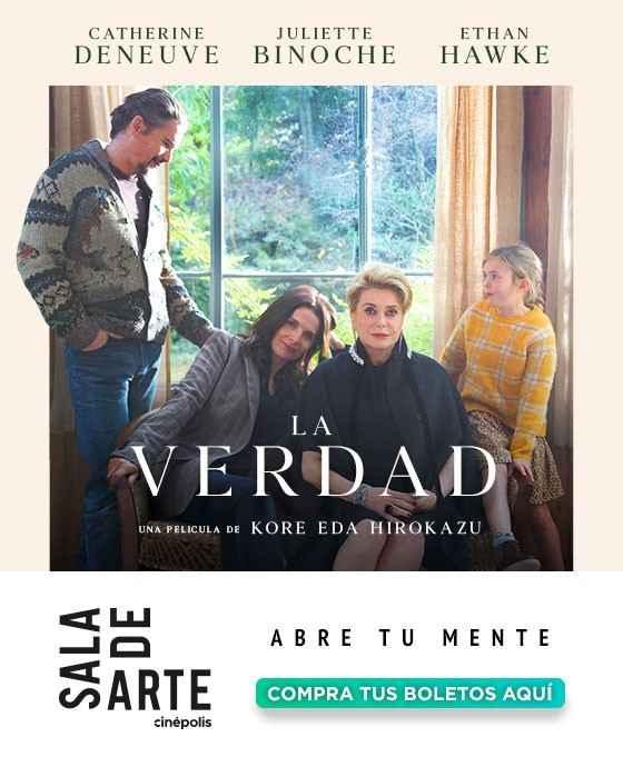 Cinepolis La Verdad